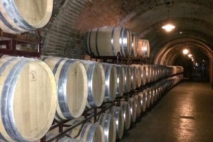 Weinlagerung ©Andreadis