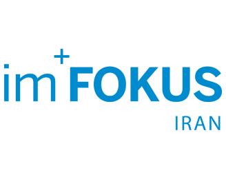 Logo im FOKUS Iran