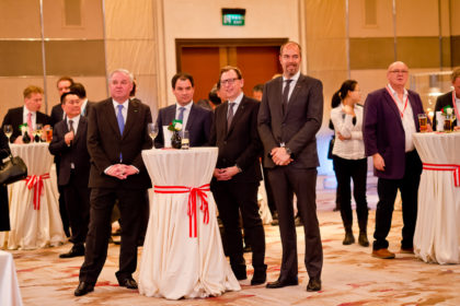 Delegationsreise China 2017 ©ICS