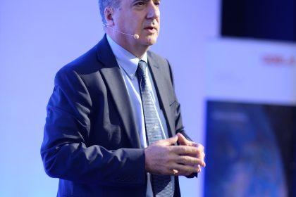 ©Foto Fischer | Keynote-Speaker J. Humberto Lopez (Weltbank)